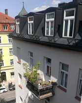 Westschwabing 5-Zimmer Altbauwohnung mit Stuck