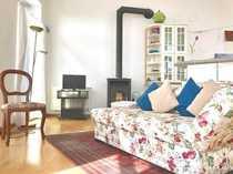 Wunderschöne Wohnung mit besonderem Ambiente