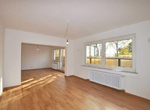 Kernsanierte 3- Zimmer- Wohnung zum Erstbezug mit traumhafter Terrasse am Rhein!