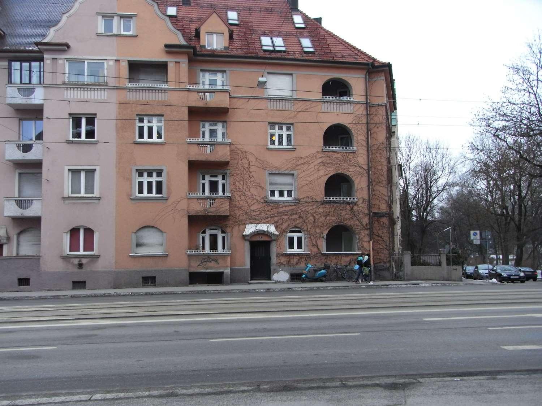 chices Maiss.Dachatelier, nähe Wertachbrücke, 2,5 ZKB in Augsburg-Innenstadt