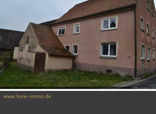 1200 m² großes Grundstück mit altem Abriss-Bauernhaus
