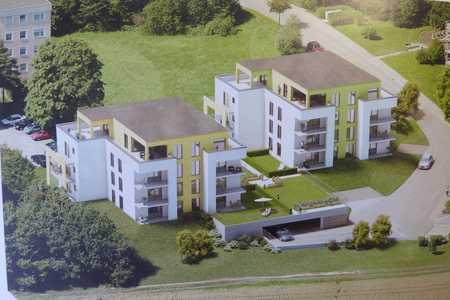 Wohnung in ruhiger sonniger Lage mit schönem Ausblick in Donauwörth
