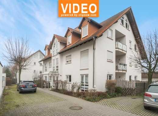 4 Zimmer Maisonettewohnung in ruhiger Lage zur Miete in Mainz-Ebersheim