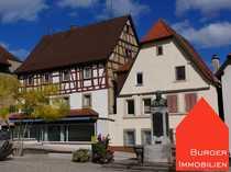 Fachwerkhaus am Ludwigsplatz Arbeiten und