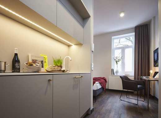 Köln-Deutz/Messe, 10 möblierte Design Serviced Apartments ab 1090 €/Monat alles inclusive!