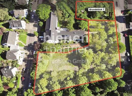 Baugrundstücke für freistehende EFH auf Erbpachtbasis am Schmölderpark