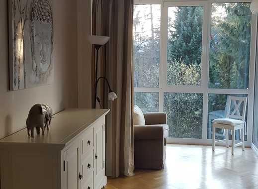Modernisierte 1-Zimmer-Wohnung mit Balkon/TG in Barmbek-Nord/Bramfeld, Hamburg