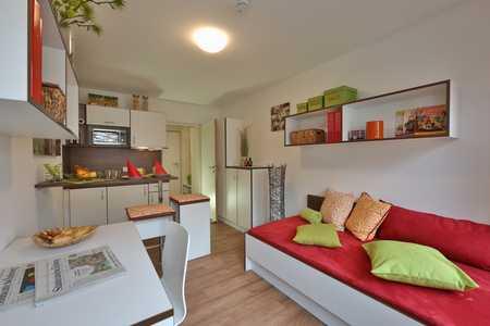 1-Zimmer-Wohnung ab sofort in Milbertshofen (München)