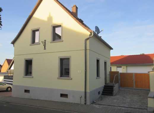 Schönes, liebevoll erneuertes Haus in Alzey-Worms (Kreis), Dittelsheim-Heßloch