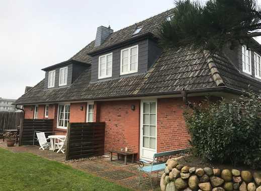 Alt-Westerland, helle, neuwertige 2 Zimmerwohnung