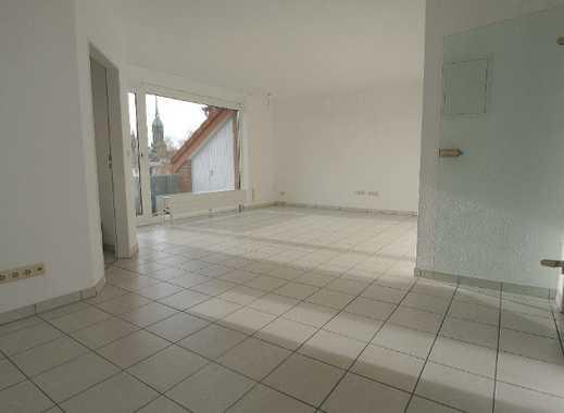 Helle, moderne 2-Zimmer-DG-Wohnung mit Balkon in MG-RY