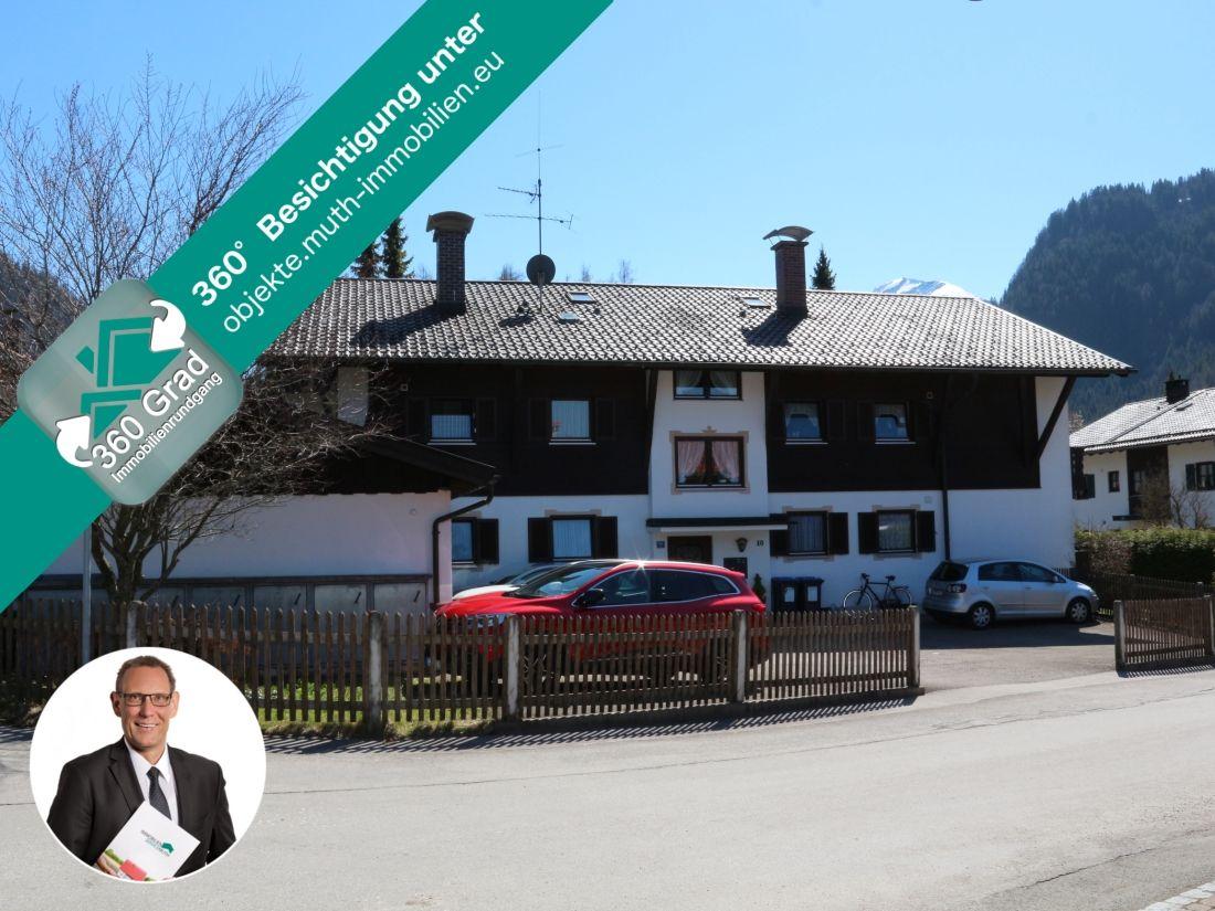 KAPITALANLAGE, 6 – Parteienwohnhaus Baujahr 1982, 947 m² Grundstück