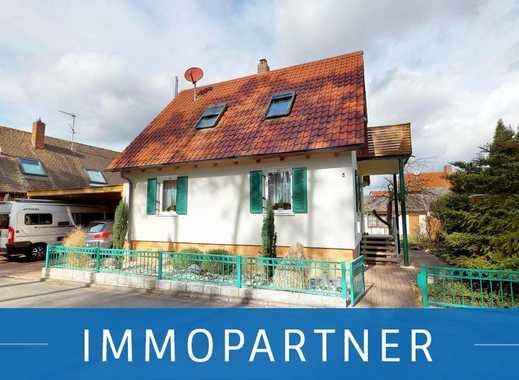 IMMOPARTNER - Schmuckstück - Wohnen am Waldrand!