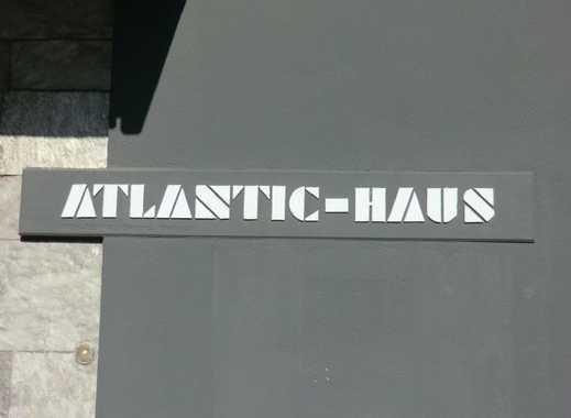 Schöne, renovierte 1-Zimmer-Wohnung im Atlantic-Haus im 6. OG