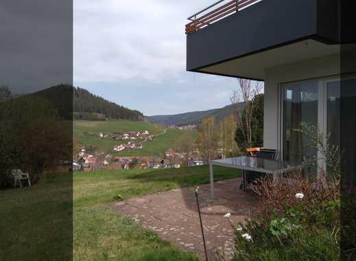 Gepflegte 2-Zimmer-Terrassenwohnung mit Einbauküche in Baiersbronn