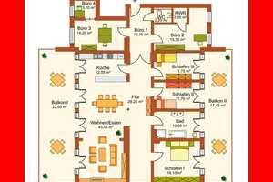 6 Zimmer Wohnung in Hildesheim (Kreis)