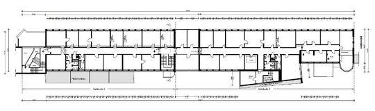 Grundrissplan 2. Obergeschoss