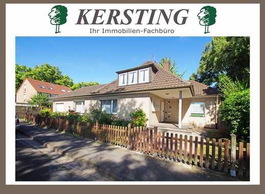 DU-Friemersheim! Freistehendes Einfamilienhaus in ruhiger Wohnlage mit großem Sonnengrundstück!