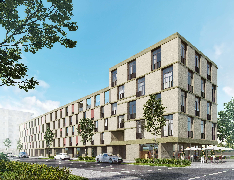 Studentenwohnheim - Möblierte Apartments - Erstbezug