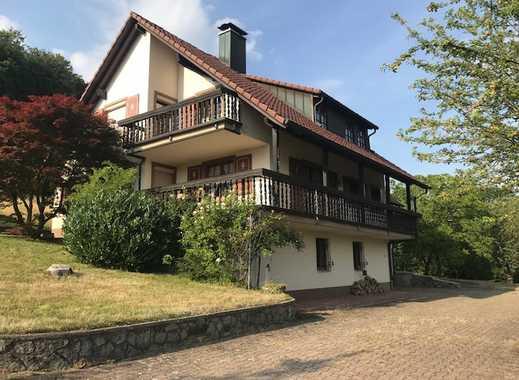 geräumiges freistehendes Haus mit Alpensicht und großem Grundstück