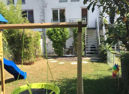 Schönes RMH mit Garage in begehrter Wohnlage von NEU-ULM / Offenhausen