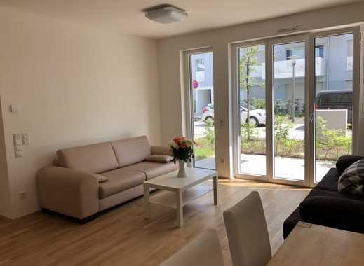 Erstbezug: attraktive 2-Zimmer-Wohnung mit EBK und Balkon in Ossendorf, Köln
