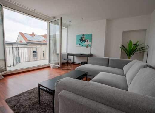 Geräumige, möblierte zwei Zimmer Wohnung in Berlin, Tiergarten