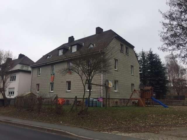 Schöne 2-Zimmer Wohnung in Schwarzenbach zu vermieten. in Schwarzenbach an der Saale