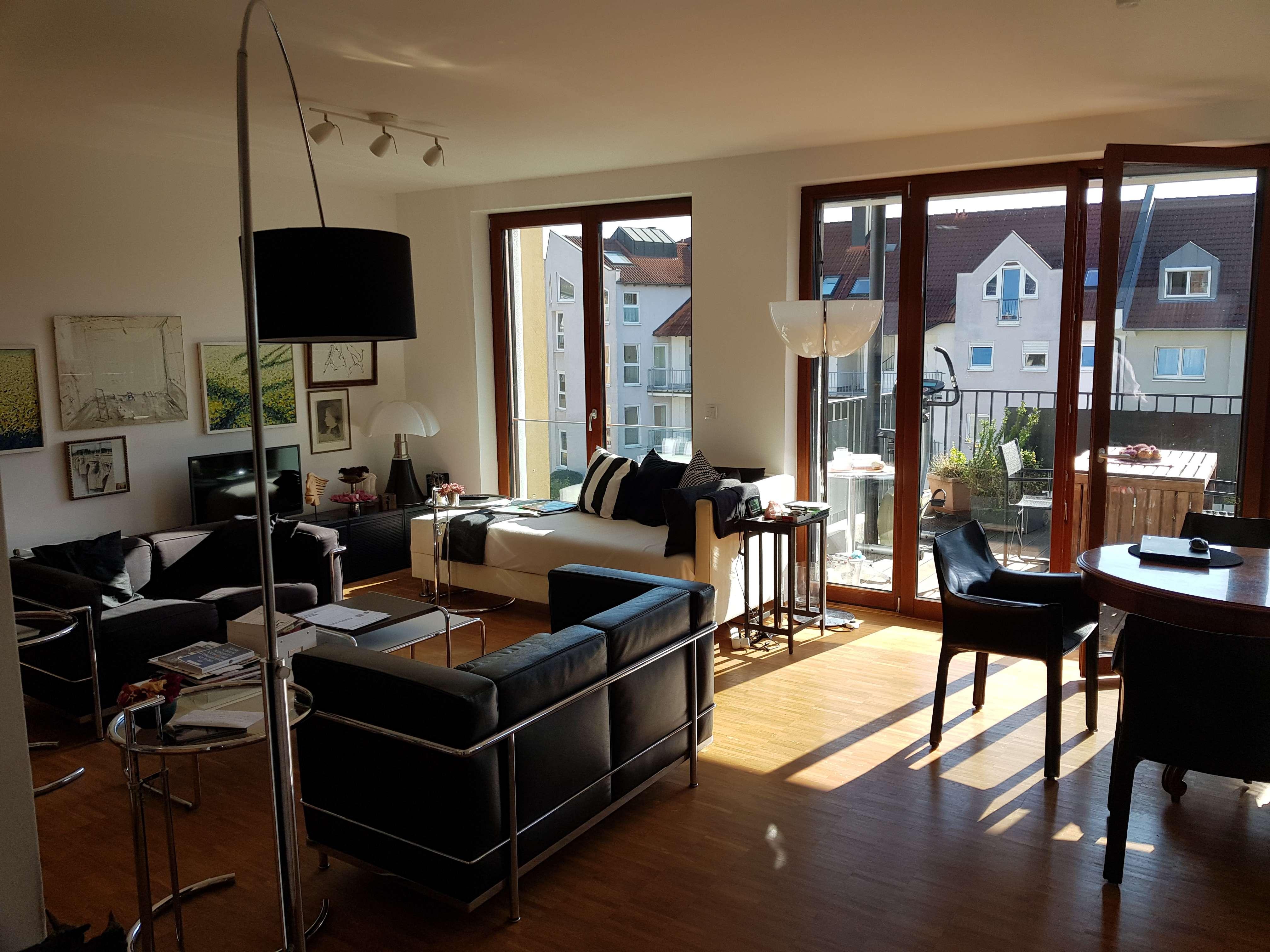 Moderne Luxus-Wohnung in zentraler Lage in Stadtmitte (Aschaffenburg)