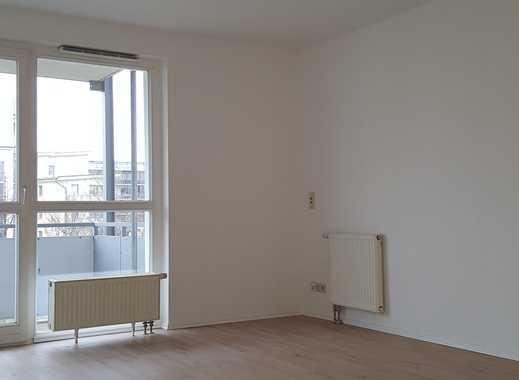 Helle großzügige 1-Zimmer Wohnung mit Balkon