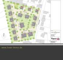 Vorankündigung Neubaugebiet in zentraler Lage