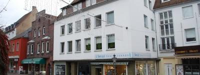 2- Zimmerwohnung mit EBK in der Mindener Innenstadt