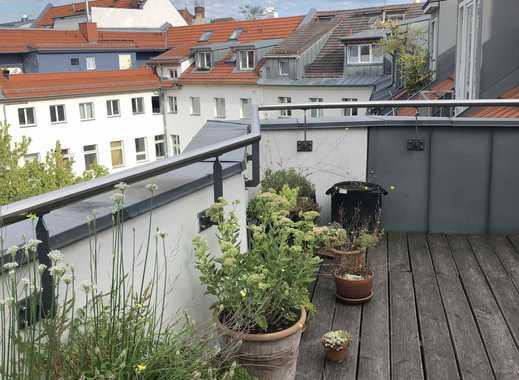 Stilvolle 5 Zimmer Wohnung mit 20qm Dachterrasse in Berlin-Mitte