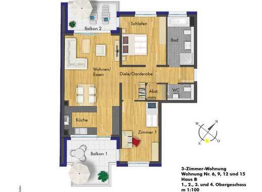 eigentumswohnung schweinfurt immobilienscout24. Black Bedroom Furniture Sets. Home Design Ideas