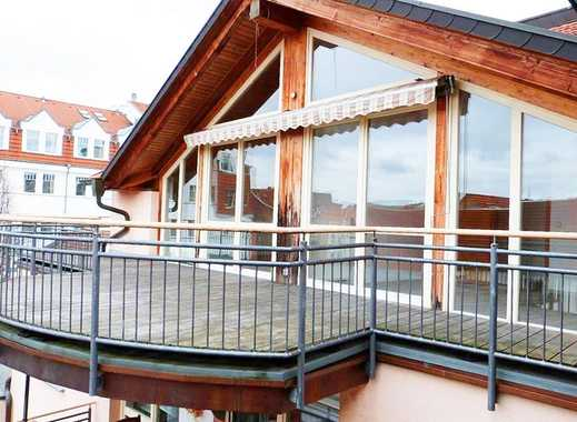 großzügige 2-Raum-Wohnung mit Balkon, in der City