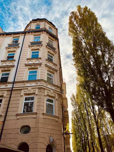 WG geeignet * 7 Zimmer-Altbau * Herzen von Haidhausen in Haidhausen (München)