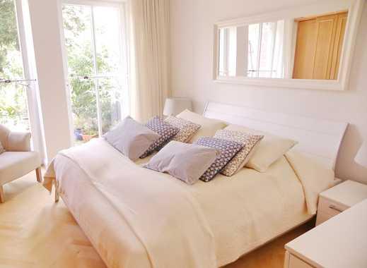Einfach geniale 4 Zimmer- Whg. - Einbruch gesichert/hochwertig möbliert/2 Schlafzimmer / ab sofort