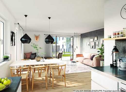 Seltene Gelegenheit in Baierbrunn: 3-Zimmer-Wohntraum mit großem Südbalkon