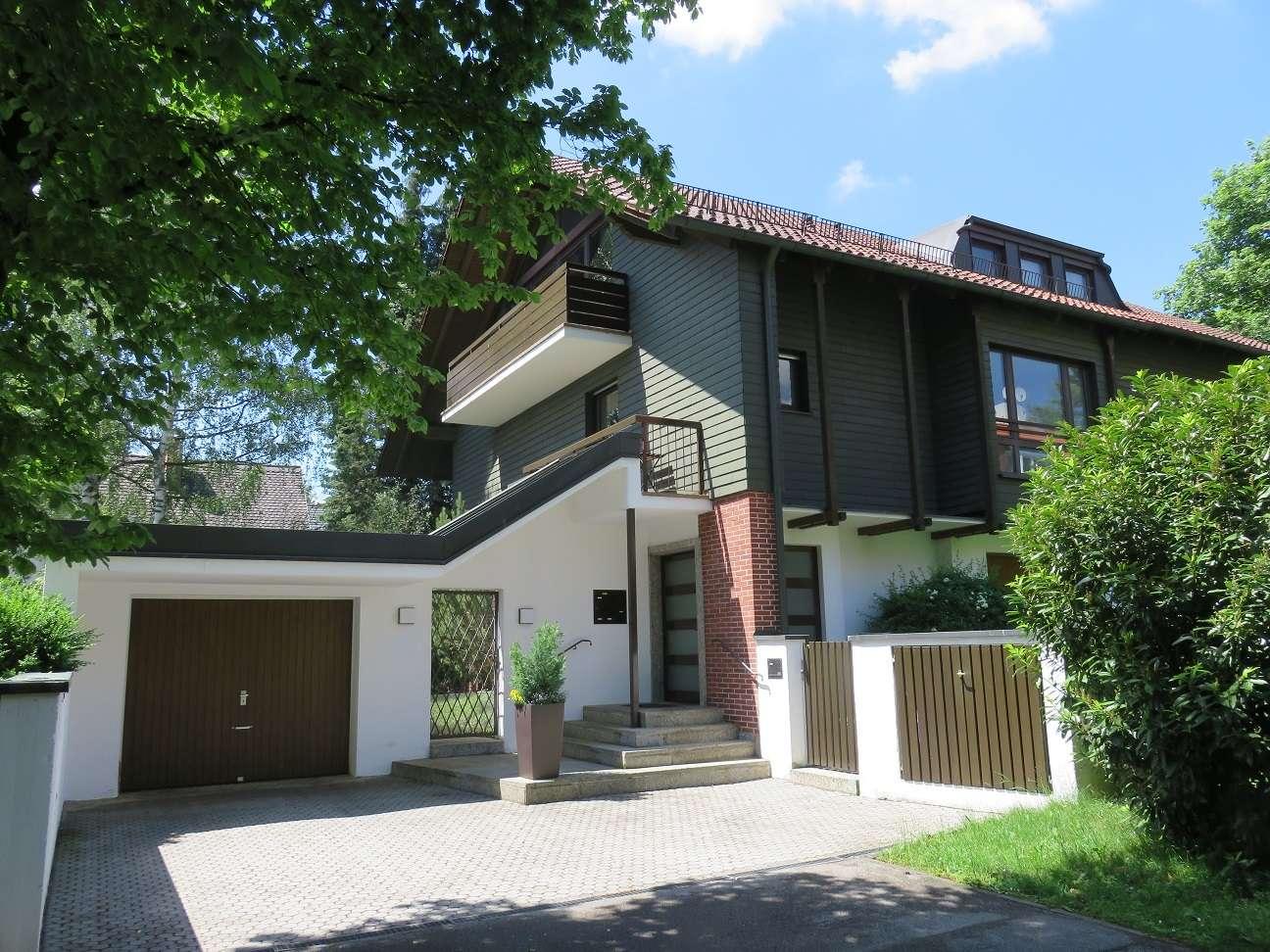 Exklusives Wohnen auf zwei Etagen in Top-Lage, Nähe Englischer Garten