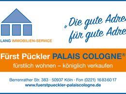 Fürst Pückler PALAIS COLOGNE