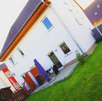 Bild 122qm Öko-Doppelhaushälfte mit 2 Zimmern + Dachstudio + Garten + EBK ab September