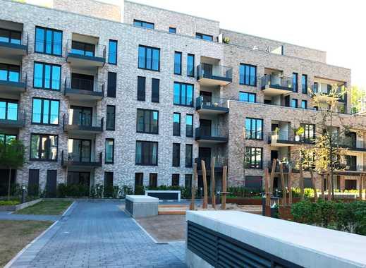 + NEUBAU Karolinger Höfe + Exklusive und hochwertige 3 Zimmerwohnung mit 2 Loggien