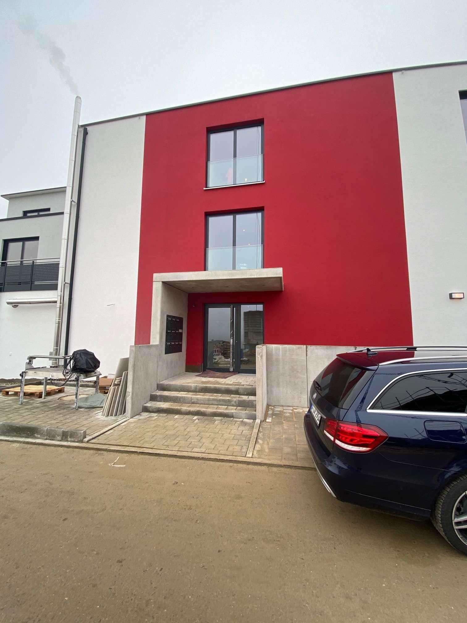 Neue 2-Zimmer Wohnung mit Terrasse und Garten in