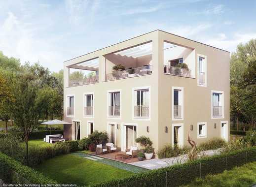 Elegantes Haus mit großzügiger, sonniger Dachterrasse
