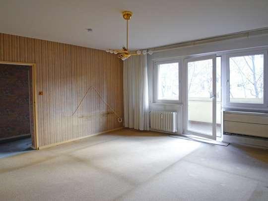 2-Zimmer-Wohnung nahe Innsbrucker Platz mit Südbalkon - Bild 6