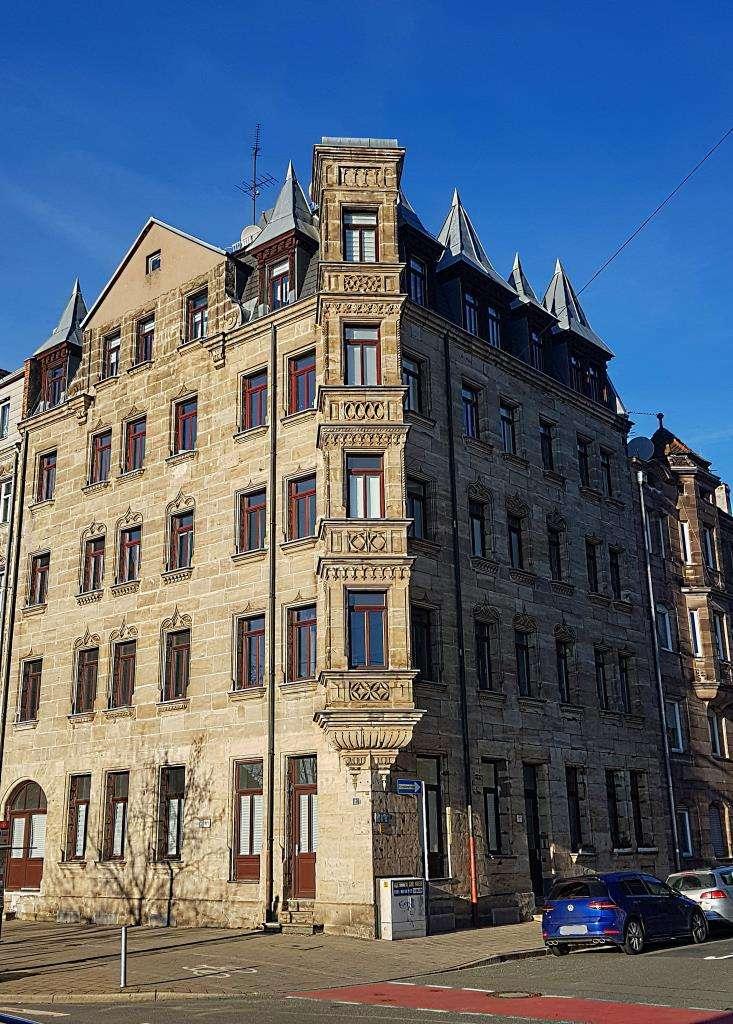 Kernsanierter Altbau: 2-Zimmer Wohnung in der Fürther Innenstadt in Stadtpark / Stadtgrenze (Fürth)
