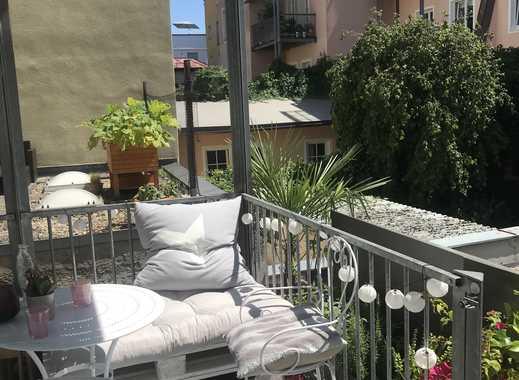Gemütliche 2 Zimmer Balkonwohnung in der Passauer Altstadt