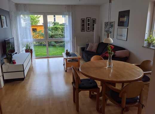 Gepflegte 4,5-Zimmer-Terrassenwohnung (ca. 134m² Wohn-/Nutzfl.) mit Garten in Poing