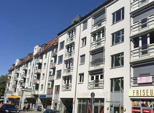 Mietfläche 104 m² für Ladengeschäft oder Büro in stark frequentierter Lage (neben Netto Südvorstadt)