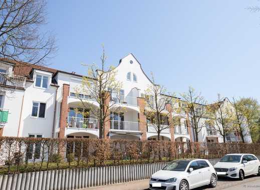 Elmshorn! 2-Zimmer-Wohnung mit Balkon in beliebter Wohnlage, bald mit neuem Fußboden!